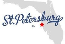 St Petersburg Things To Do / Places, activities and events in St. Petersburg FL / by Yoga Energy Studio