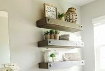 DIY Furniture and Wood Projects / Once I overcame my fear of power tools, I realized how empowering it is to work with wood and build your own furniture. This board is chock full of diy wood projects both big and small for the beginner woodworker to experienced! Also try my diy furniture projects. #DIY #diyprojects #diyideas #diyfurniture #diyfurnitureprojects #diywoodproject