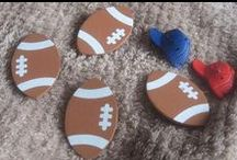 Ready for Football! / Get ready for the fun football season with #shoplocal #styles for your #fan gear and essentials #nfl #collegefootball #highschool football #fridaynightlights #football