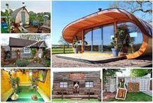 Tiny House / Shed Ideas / Ideas / plans for sheds and other tiny houses