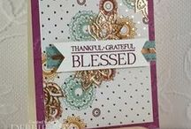 Paisleys & Posies Stampin' Up! / projects created with the Paisleys & Posies Bundle from Stampin Up. Live in Canada?  you can order your Stampin Up supplies through me here:  http://stampinwithsandi.com/  Canadian Stampin Up Demonstrator, stampin with sandi, sandi maciver, card making blog, paper crafting, free stamping videos, free stamping tutorials, stampin up card ideas, stamping techniques