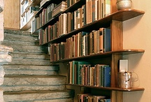 Books-books / Books, Storage and Living with BOOKS