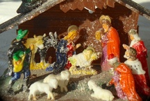"""CHRISTmas / Advent -""""getting ready for a Birthday""""   And ideas and activities for a Christ centered Christmas Celebration"""