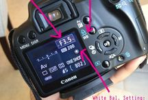 Photography tutorials / One day I'm going to learn to use my camera. / by Keila Herman