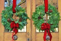 Christmas Doors / Door Decor