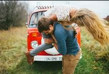 SO MUCH LOVE / Photography Ideas and inspiration for Engagement and Wedding Photo shoots.