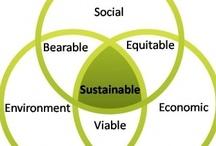 sustainability / by Jamisen