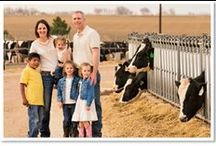 People We Admire! / Learn about some of our dairy farm families.
