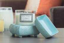 Home Decor ideas and inspiration / Ideas to spruce up your space, with our candles and candle warmers, and other beautiful things. / by Candle Warmers Etc.