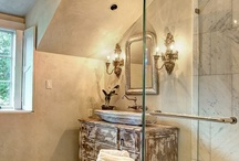 Beautiful Bathrooms / by Janis Gatlin