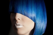Avant Garde Hair & Color Trends / Hair colors and trends that wow me / by LaChanda Gatson
