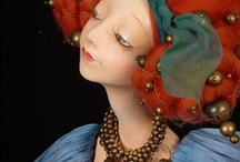 Bonecas e Coisas Assim ... / by Teresinha Oliveira