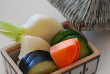 Japan: Tsukemono 漬け物 / Pickles