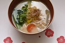 Japan: Soup / wait, what is the word for soup