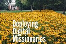 Church-Media Gospel / Books read on creating the case for why and getting you started in social media interaction for the sake of the Gospel. Other resources for Moving you Forward.