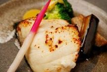 Japan: Yakimono 焼き物 / grilled and pan-fried dishes