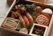Japan: Bento 弁当 / Traditional, modern, & kawaii prepared bento boxes.