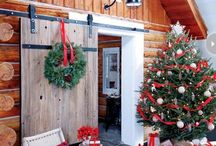 Cowgirl Holidays / All the inspiring decor to add some festive flair and cheer to any home this holiday season!