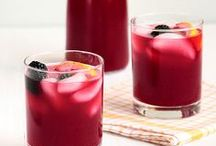 Sips / Non-alcoholic beverage recipes and juices.