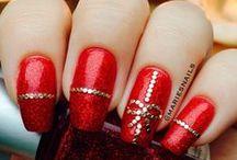 Nail Art / Nail fashion; ideas and products... Cool designs, unique nail art, cute nail art... I love nail art!  / by Calida Li