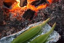 Food & Drink / From s'mores and dogs to Lobster dinners, campers gotta eat!
