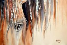 Cowgirl Art / Images pleasing to the eye and the heart.