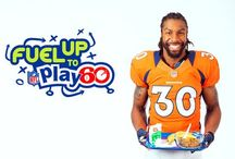Fuel Up to Play 60 Nutrition / Share your school's nutrition plays and ideas with others!