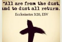 LENT / the 40 day journey beginning Ash Wednesday that takes us through Holy week to Easter- in the Liturgical calendar