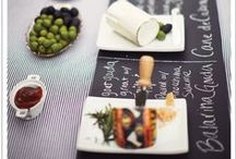 Cheese Pairing Party / How to create the perfect cheese plate (and other tips to plan a cheese party).