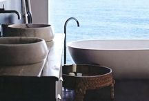 Make a Splash / Beautiful bathrooms