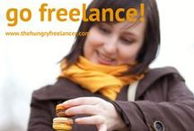 The Hungry Freelancer / The Hungry Freelancer is you, and me, and everyone else out there working in – or thinking about working in – the Freelance Economy. Go to www.thehungryfreelancer.com
