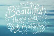 Beautiful Things / by Danielle Sheppard