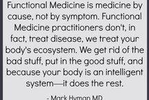 { Nutritional Medicine & Naturopathy }