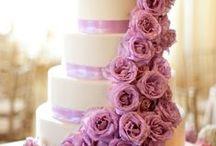 Wedding Color Palette: Purple