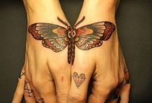 Ink Envy / Inspiration & tattoo designs I admire and may have a future with :]P / by Carla Darmiento