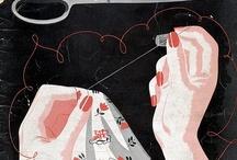 Sewing / by Rhea