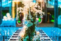 Wedding Centerpieces / Get some beautiful ideas for your wedding centerpieces that will make your day extra special.