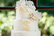 Wedding Cakes / by Bridal Guide Magazine