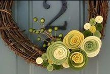 Wreathing  / by Dawnn Justice