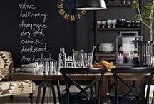 Interior design ideas / Pretty restaurant interiors and ideas / by Ana-Marija Bujic