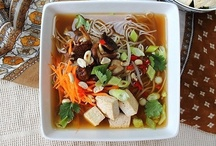 (sort of) healthy nomz / (mostly) vegan stuff i want to eat / by Nicole Ricchione