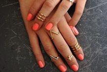 nails and makeup / by Tess Graham