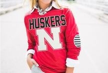 Lady Huskers / All the latest Husker fashions so you can be the best dressed at Memorial Stadium.