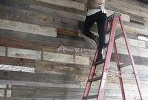 Reclaimed wood Barn Siding