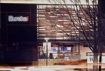 Commercial Installations / Commercial Installations using E&K Vintage Wood Materials