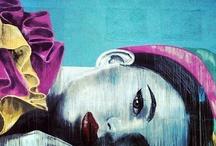 Street Art / Street Art and Sculpture / by Sherry Wilson