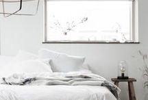 sleep / bedroom inspiration | bedroom makeover | bedroom design | beautiful bedrooms | dream bedrooms | simple bedroom decor