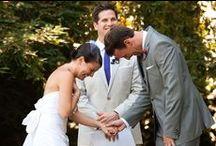 Wedding Ceremony Ideas / Beautiful photos of wedding ceremonies, from outdoor to indoor receptions!