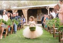 Spring Weddings / Check out gorgeous decor ideas, centerpieces, bouquets, gowns, and much more for a spring wedding.