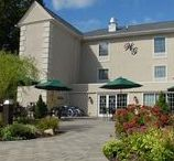 Wilshire Grand Hotel / A luxury hotel located in West Orange, New Jersey and situated just 30 minutes from NYC.